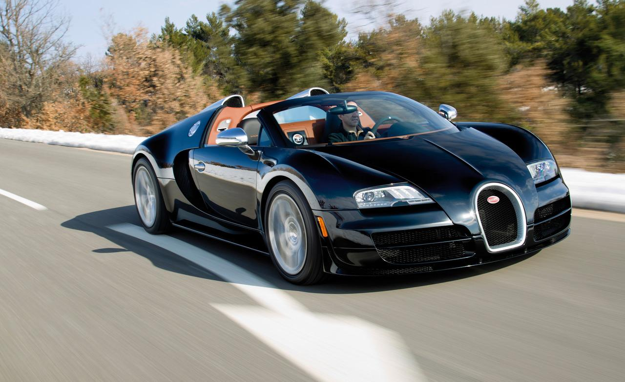 Fascinating Articles And Cool Stuff: Bugatti Veyron World