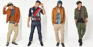 Tendências de moda Masculina outono/inverno 2012 - Fotos - Modelo