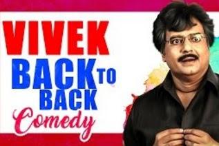Vivek Back to Back Comedy Scenes   Dhanush   Udhayanidhi Stalin   Jayam Ravi   Gautham Karthik