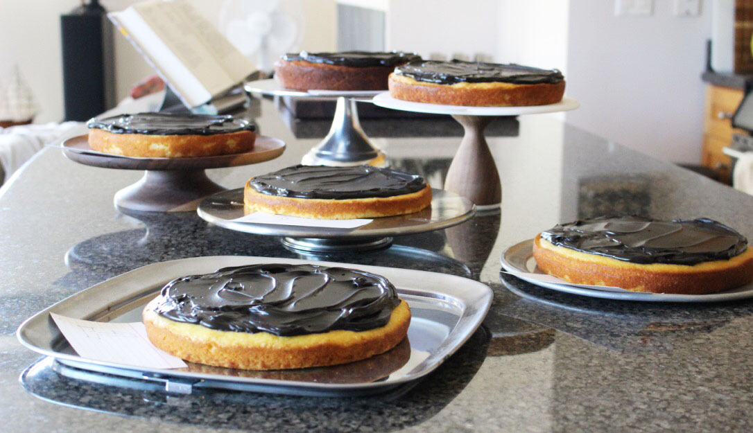 Yellow Butter Cake Recipe Joy Of Baking: I Wish Baking Was My Real Job