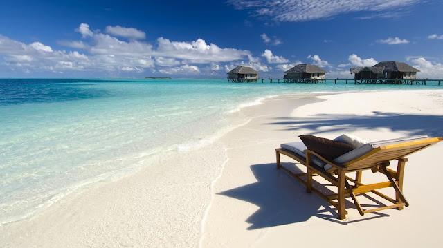 Beautiful Place Maldives