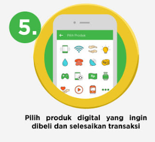 agen Payment Point Online Banking tokopedia