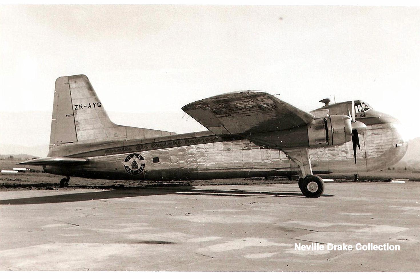 Montage Bristol Mk 21 Freighter   (Airfix/Magna 1/72) - Page 2 005