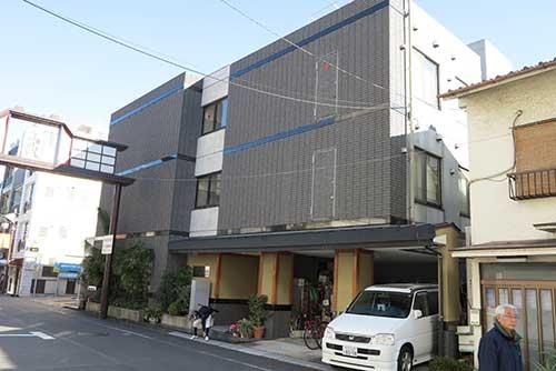 Annex Katsutaro Yanaka Tokyo.