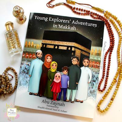 Young explorers adventures in Mecca