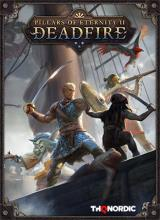 Portada de Pillars of Eternity II: Deadfire