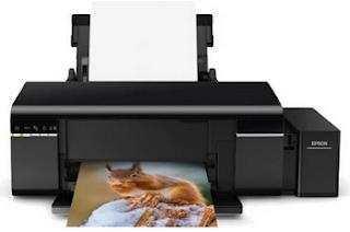 Epson L805 Wireless Printer Setup