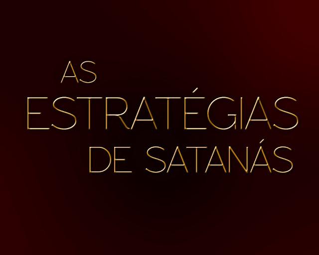 Resultado de imagem para nas palavras do próprio satanás
