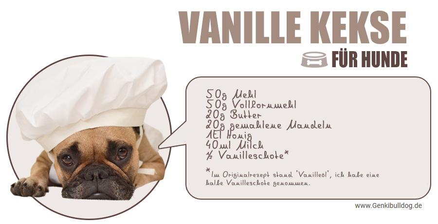 Rezept Hundekekse Hundeleckerlii Hundeleckerchen selbst backen