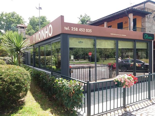 Restaurante O Moinho Ponte da Barca