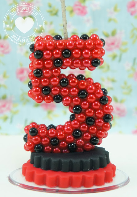 Arte: Topo de Bolo Miraculous: As Aventuras de Ladybug em Biscuit