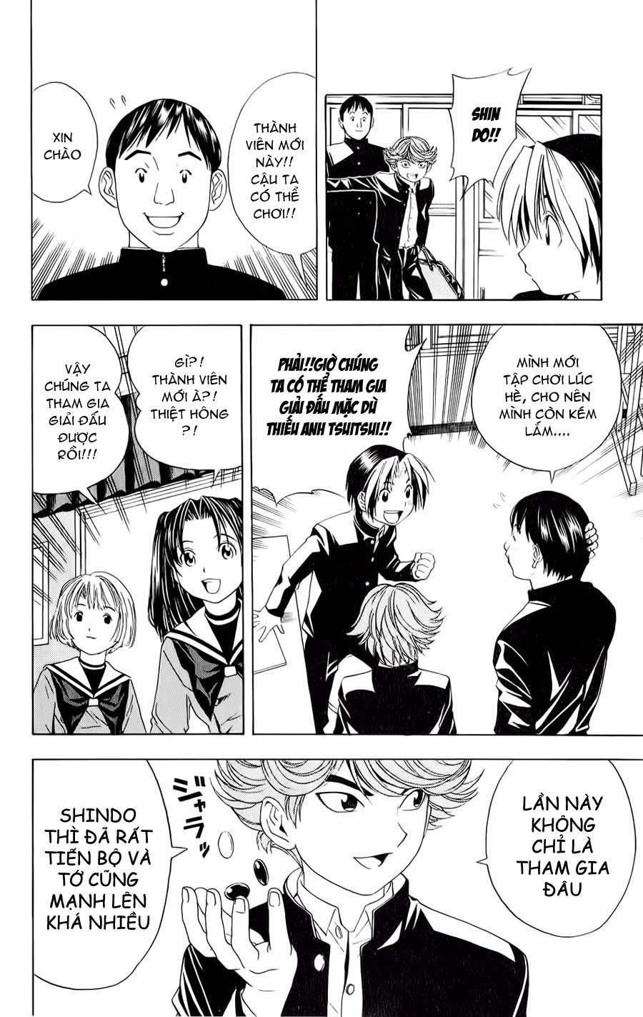 Hikaru No Go hikaru no go chap 41 trang 14