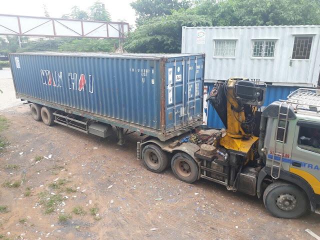 Cho Thuê Container Kho Tại Long An Giá Chỉ Từ 50k