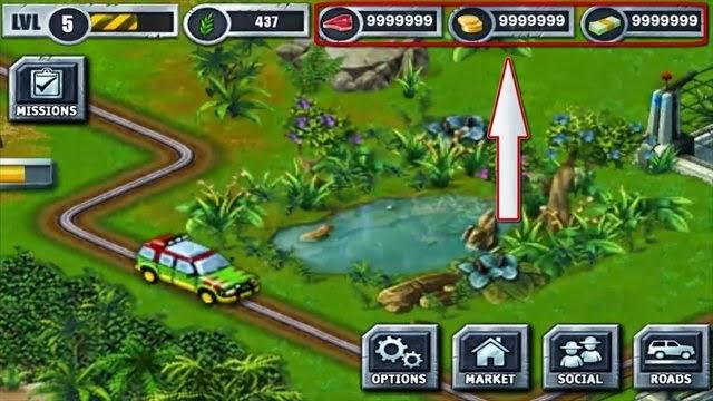 Gratuit jeux hack jurassic park builder astuce cheat pour android est ios telecharger triche 2016 - Telecharger jurassic park 4 ...