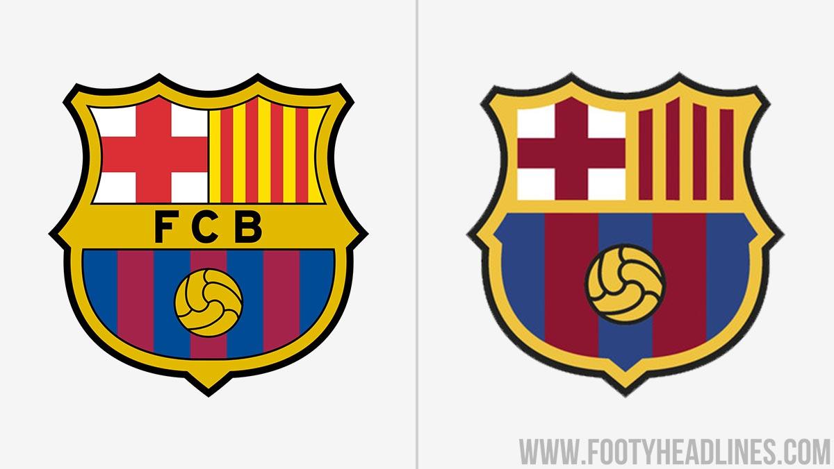 FC Barcelona President Bartomeu Reveals Why The New Logo ...