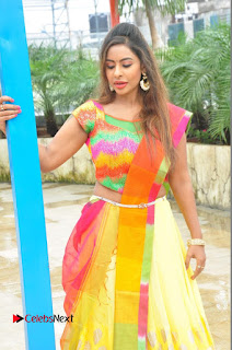 Actress Sri Reddy Pictures at Dandiya Navrang Utsav 2016 Curtain Raiser Event  0063.JPG