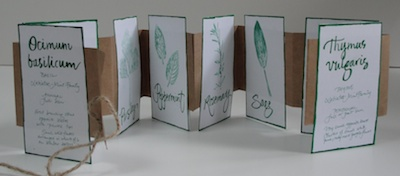 Susangaylord Com Book Arts Tuesday Herb Book Giveaway