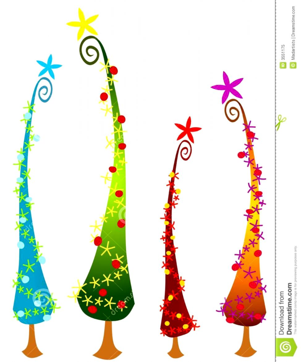 Abstract Christmas Tree Clip Art Wallpapers Lock Screen