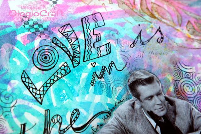 Stencil LoveisArt