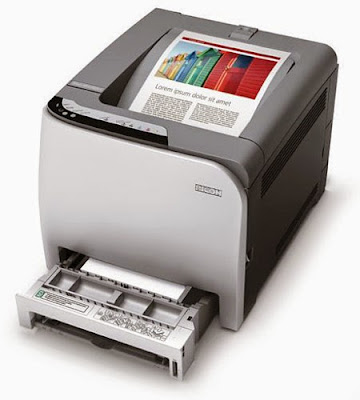 Image Ricoh Aficio SP C220N Printer Driver