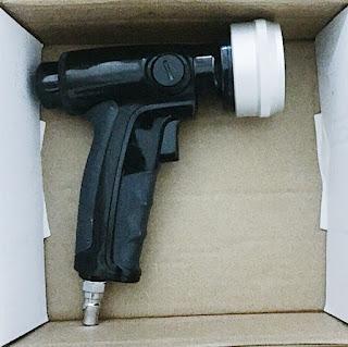 súng bơm túi khí chèn hàng