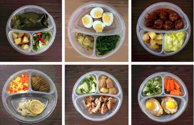 Contoh menu diet sehat yang bisa anda terapkan