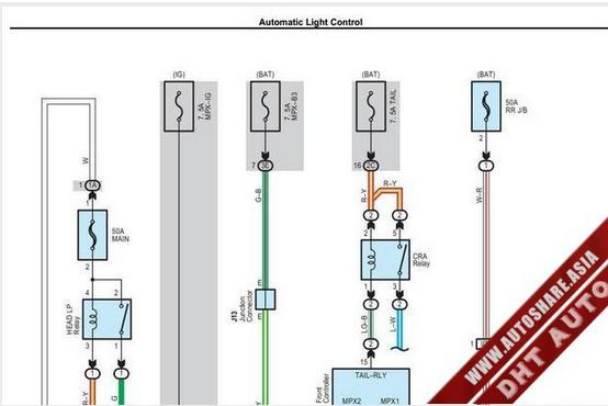 Lexus Sc430 2010 Wiring Diagram