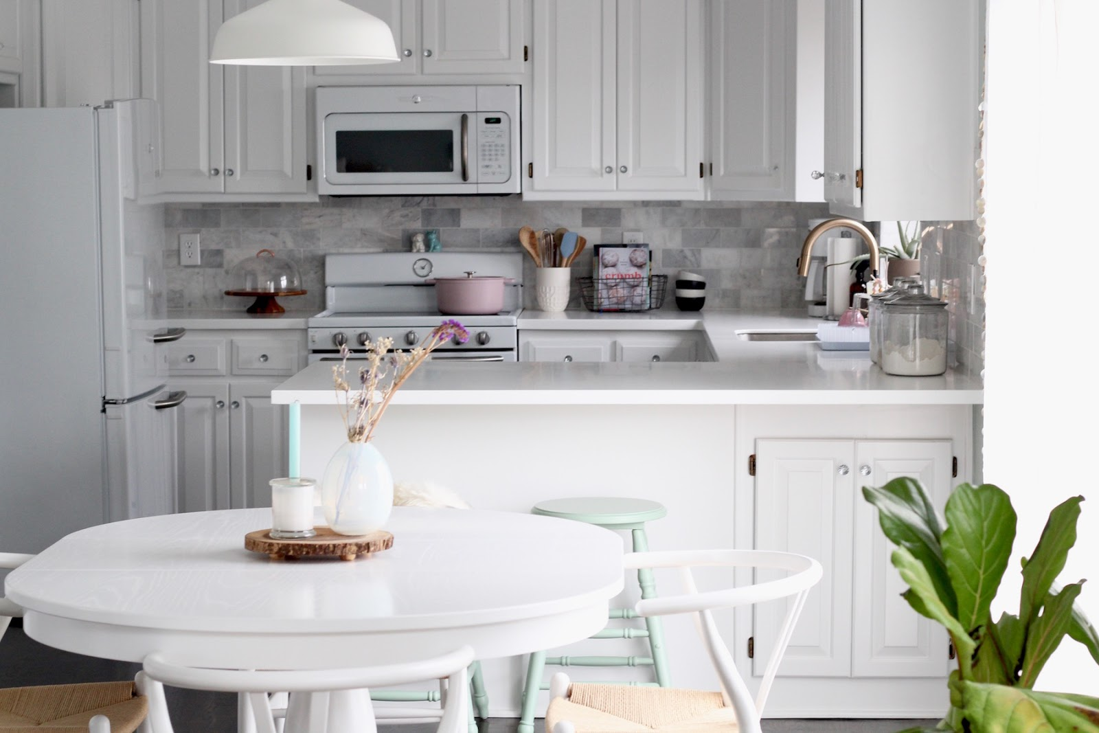 Our Kitchen Renovation & Project Details
