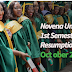 Novena University, 2017/18 Resumption Date & Academic Calendar Out