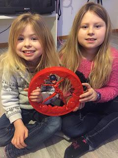 Jouet figurine LadyBug amusement miraculous marinette