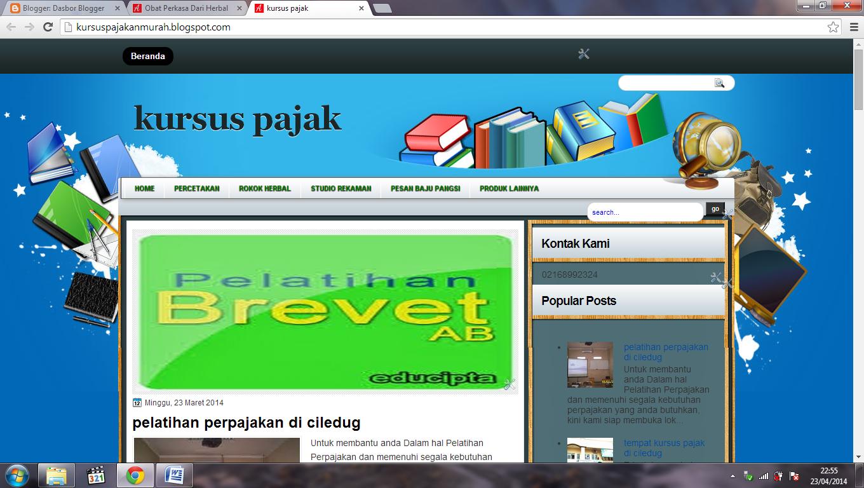 Contoh Website, Jasa Pembuatan Website