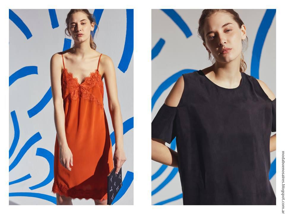 estos son algunos de nuestros estilismos preferidos de lo nuevo de ay not dead mujer para esta primavera verano