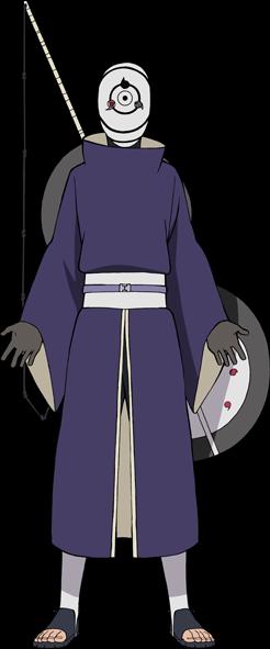 Obito Uchiha (Tobi)