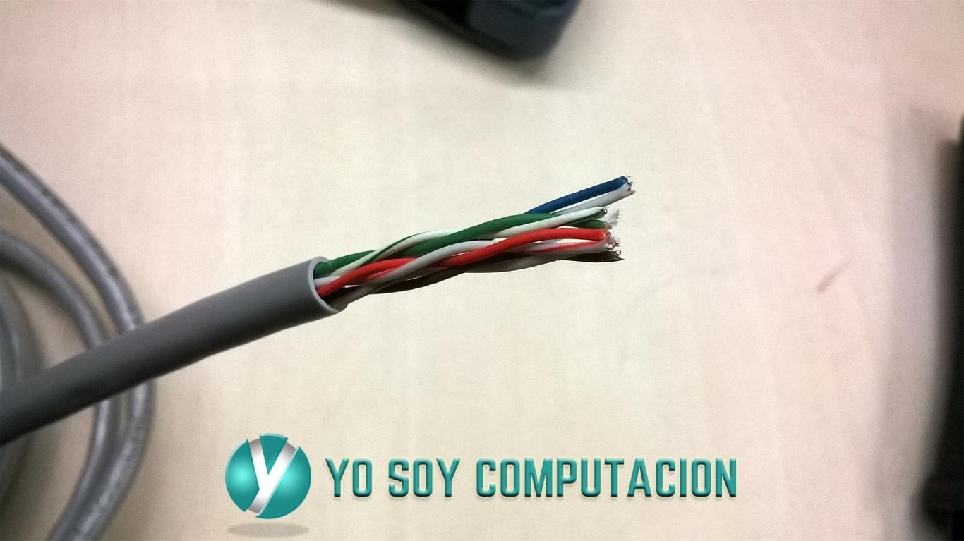 Como Armar Un Cable de Red Desde Cero