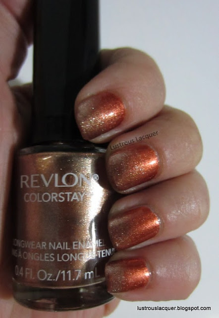 Revlon Captivate and Fall Mood Gradient