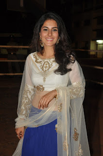 Actress Isha Talwar Stills in Lehenga Choli at Raja Cheyyi Veste Movie Audio Launch  0017.jpg