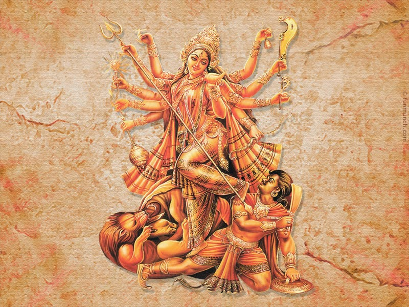 Maa Durga Wallpapers Collection