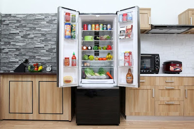 Tủ lạnh Hitachi Inverter R-WB475PGV2 382 lít