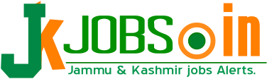 JK JOBS | latest notifications for All India Government Jobs