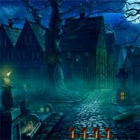 8BGames Halloween Witch E…
