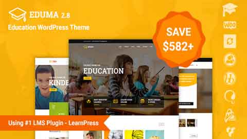 Education v3.0.4 Responsive WordPress Theme