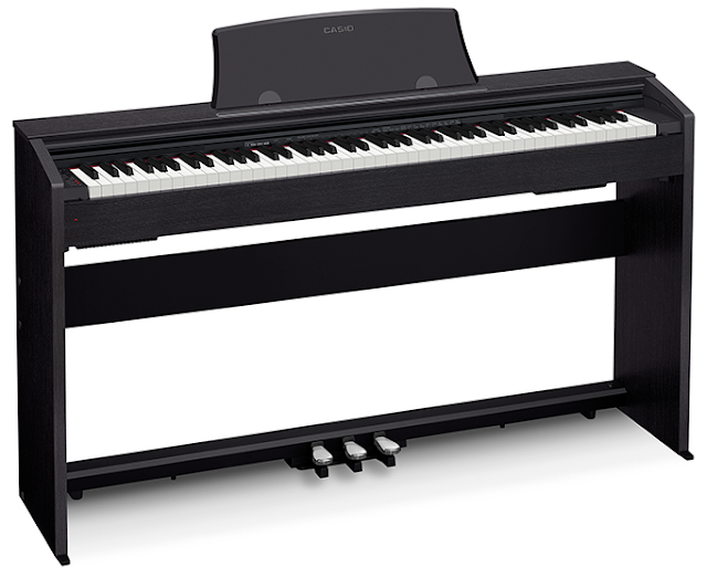 Shop bán đàn piano điện Casio PX 770 Ship toàn quốc