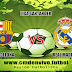 Real Madrid vs Barcelona EN VIVO ONLINE Clásico en la Liga Santander :  HORA Y CANAL