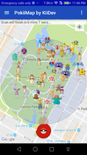 Download PokiiMap APK – A working Pokemon Map Scanner v1.1.1 tips cara bermain pokemon dengan mudah