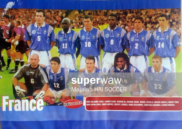 France Team Squad