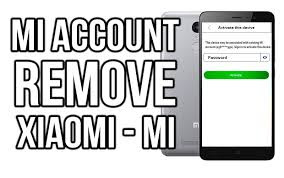 Mi Account Unlock - Remover Tool Bypass (RAR) Download Free For PC