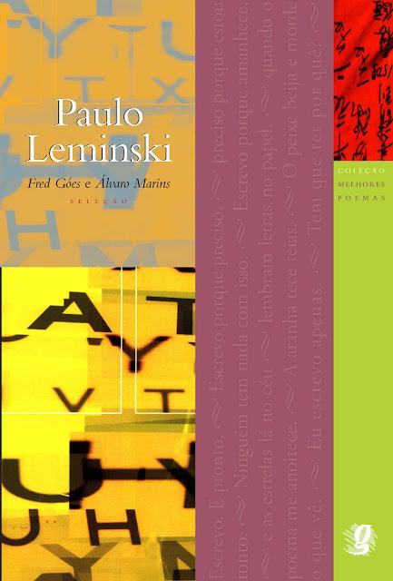 Melhores Poemas Paulo Leminski - Paulo Leminski