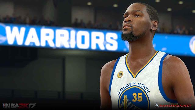 NBA 2K17 Gameplay Screenshot 2