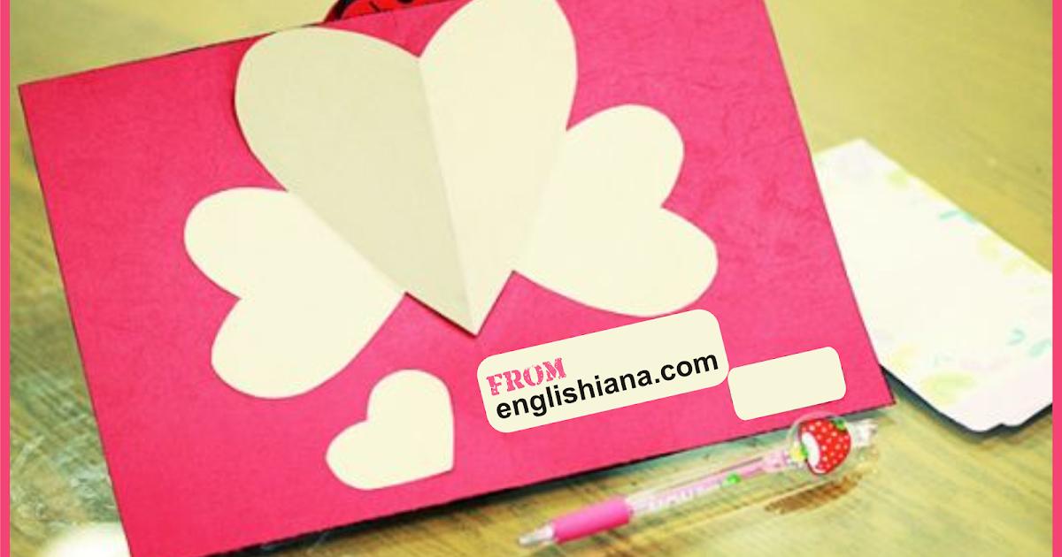 15 Contoh Kartu Ucapan Selamat Dalam Bahasa Inggris Beserta Artinya Terbaru Greeting Card Englishiana