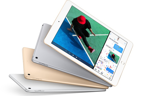 Apple debuts 9.7-inch iPad with Retina display and Touch ID